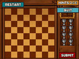 Puzzle:Too Many Queens 5