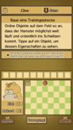 Hamster Minispiel Anfang
