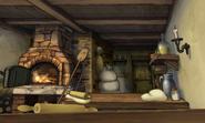 Bäckerei innen