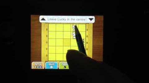 Kitty Solitaire (Puzzle 50) Guide - Professor Layton and the Miracle Mask (3ds)