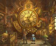 PL3 Artwork Zeitmaschine