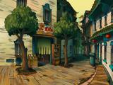 Azure Avenue