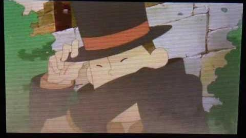 Professor Layton and the Azran Legacy Cutscene 18 (US Version)