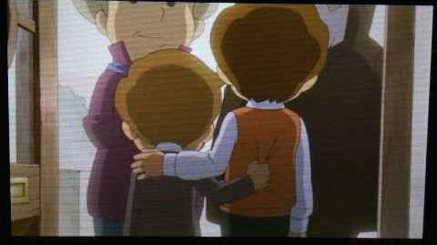 Professor Layton and the Azran Legacy Cutscene 23 (US Version)