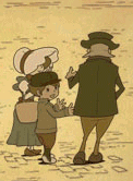 Clive's Parents