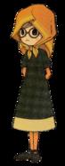 Flora Mysterious Girl