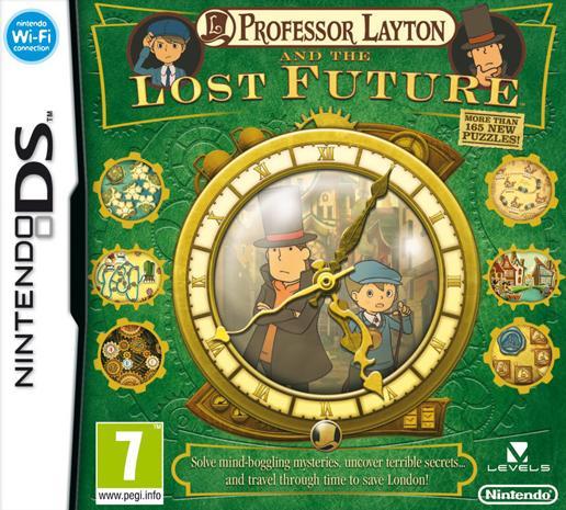 Professor Layton and the Unwound Future