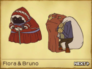 Flora and Bruno Concept