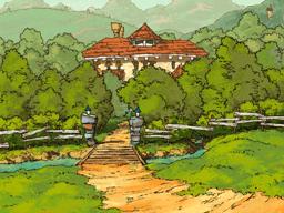 Triton-Anwesen