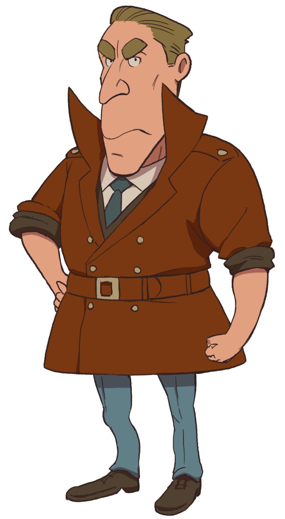 Inspektor Hastings