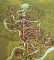 Misthallery Karte