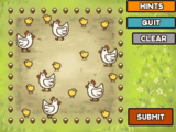 Puzzle:Chicks and Hens