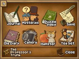 The Professor's Trunk