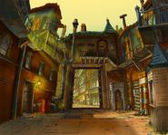 Chinatown-Tor