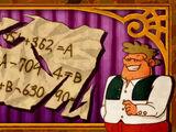 Puzzle:Mangled Math
