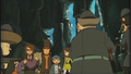 Targent-Agenten in der Eishöhle
