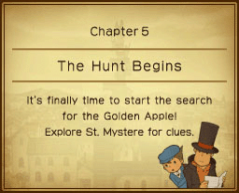Chapter 5: The Hunt Begins