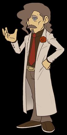 Dr. Alain Stahngun