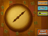 Puzzle:What's the Time?