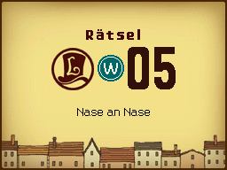 Nase an Nase