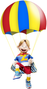 Nick Jr. LazyTown Ziggy with Parachute.png
