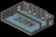 Secret Fortress Cloning Room