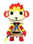 Roupa Rei Macaco