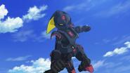Oni kunoichi