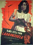 Ladronzuela pelicula 1949