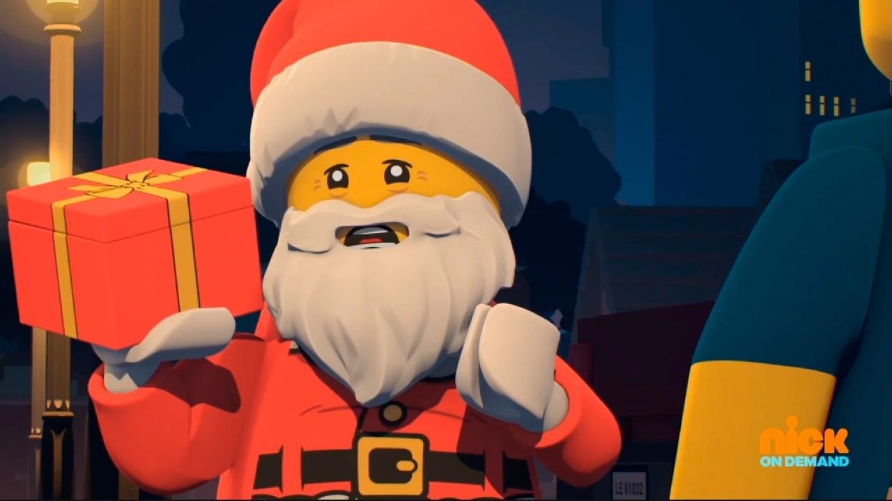 Santa Claus | Lego City Adventures Wiki | Fandom