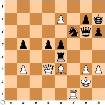 Position de Harmon-Borgov après 41…d5