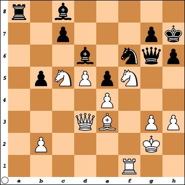 Position de Harmon-Borgov après 36…♕g6