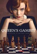 Affiche Queens Gambit