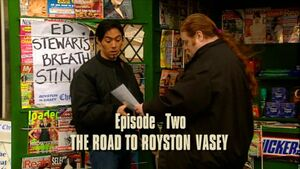 The Road to Royston Vasey
