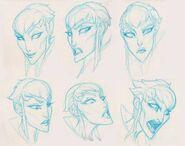 Camille Kai'Sa Early concept 07