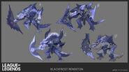 Renekton Blackfrost Concept 01