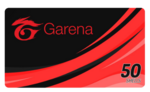 LoL Shells 50 Garena Card