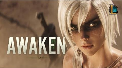 Awaken (ft. Valerie Broussard) League of Legends Cinematic - Season 2019