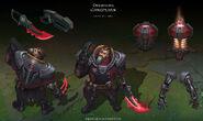 Gangplank Dreadnova Concept 01