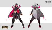 Irelia PROJECT Concept 02
