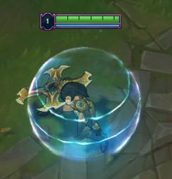 Spell shield