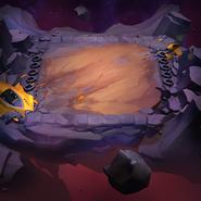 TFT Galaxies Crash Site Arena