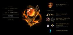 Honor Level 5 Rewards