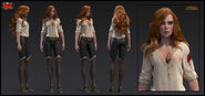 Miss Fortune Call of Power concept 01