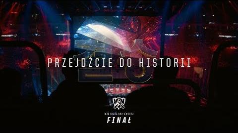 Przejdźcie do historii - Finał Mistrzostw 2018
