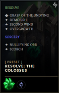 The Colossus (Preset)