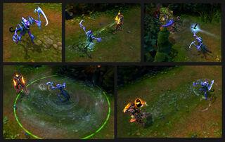 Fiddlesticks DarkCandy Screenshots