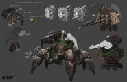 Urgot Warriors Concept 01