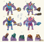 Dr. Mundo Update PoolParty Concept 01