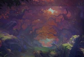 Tempel der Lilie und des Lotus Ladebildschirm 02